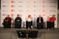 Podiusmdiskussion in Hamburg zu den MINT Berufen, IT&Technik